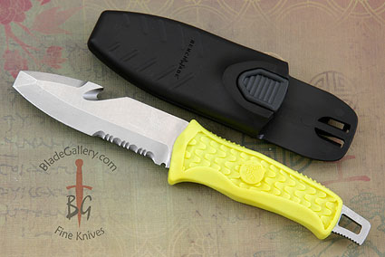 Dive Knife - Fixed Blade (110SH20-YEL)
