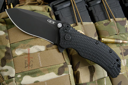 ZT 0300 - Assisted Opening Folder