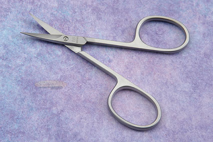 Cuticle Scissors - Stainless Steel (5014)