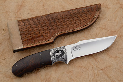Engraved Ironwood Hunter