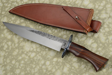 Forge Finish Bowie with Ironwood