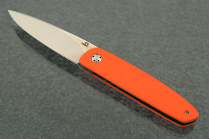 JN Flipper with Orange G10