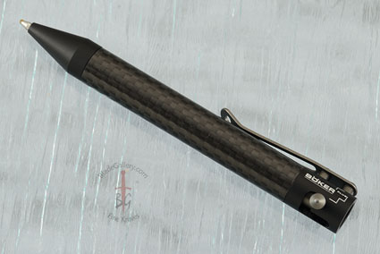 Tactical Pen K.I.D. CAL .50, Carbon Fiber (09BO078)